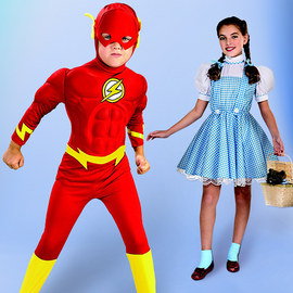 Get into Character: Kids' Costumes