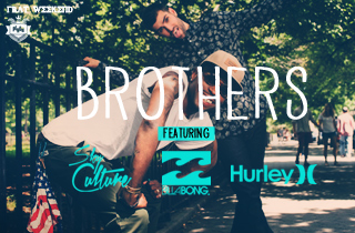 Billabong, Hurley, & Sky Culture