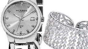All Silver Watches and Jewelry