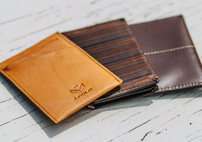 Shop Small Leather Goods ft. J Fold