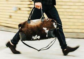 Shop Premium Pick: Authentic Cowhide Bags