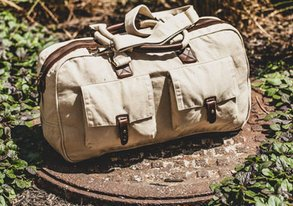 Shop New Bags ft. Washed Canvas Styles