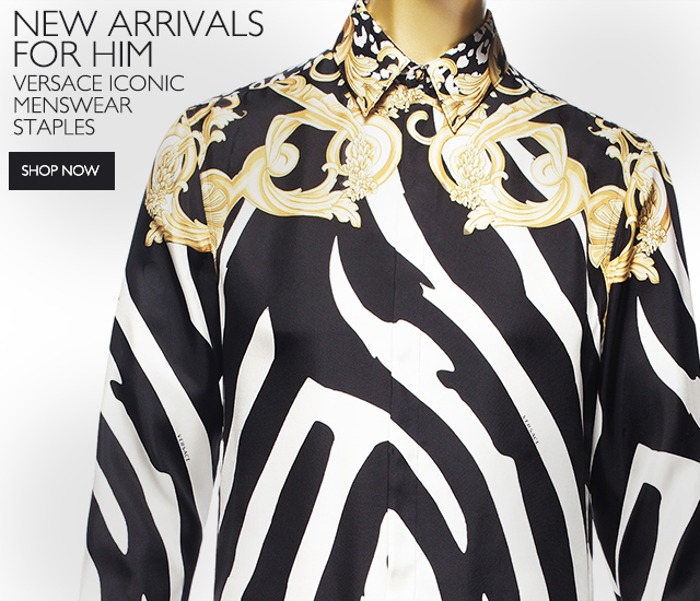 Versace - New Arrivals Fall Winter for Him