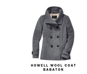 Babaton Howell Wool Coat