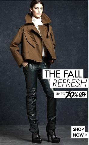 THE FALL REFRESH