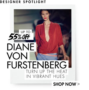 DVF UP TO 55% OFF
