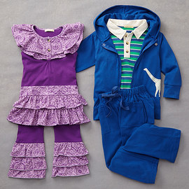 violet + moss