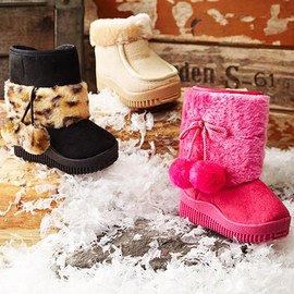 Warm Feet Ahead: Girls' Boots