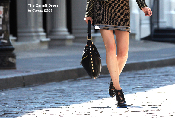 Zanafi Dress