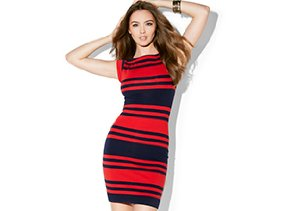 Show Your Stripes: Dresses & Tops