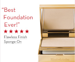 """Best Foundation Ever!"" Flawless Finish Sponge-On."