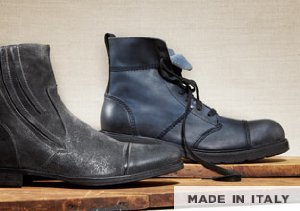 Made in Italy: Boots