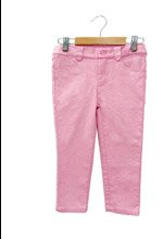 Beebay Solid Color Girl's Pants