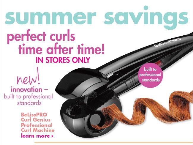 curl genius