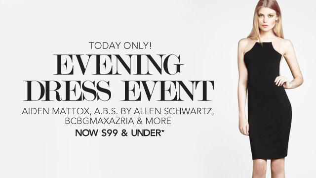 Evening Dress Event