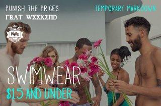 Swimwear $15 & Under