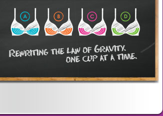 REWRITING THE LAW OF GRAVITY, ONE CUP AT A TIME