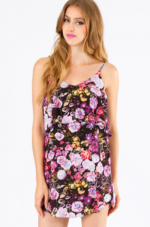 WHAT THE FLORAL DRESS 42