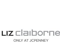 LIZ CLAIBORNE  ONLY AT JCPENNEY
