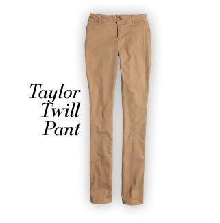 Taylor Super Skinny Twill Pant