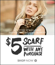 Shop the Five dollar scarf