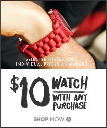 Shop the ten dollar watch
