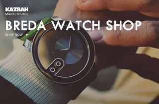 Marketplace: Breda Watch Shop