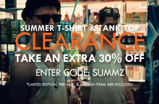 Summer T-shirt and Tank Clearance