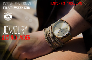 Jewelry $15 & Under