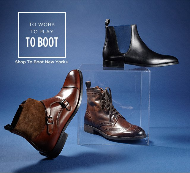 Shop To Boot New York