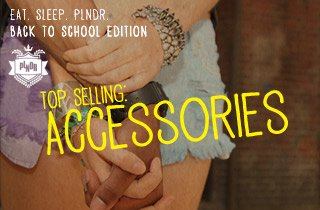 Top Selling: Accessories