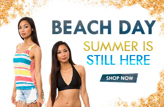 Beach Day - Summer Is Still Here!
