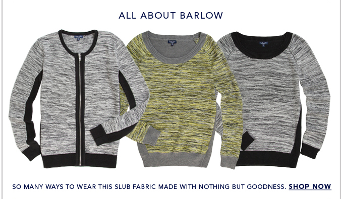 All About Barlow