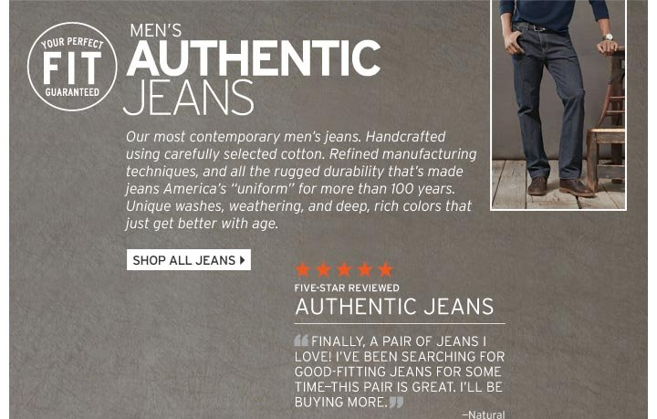 Shop All Men's Jeans