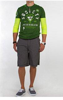 Shop Green Streak outfit