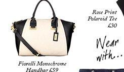Fiorelli Monochrome Handbag
