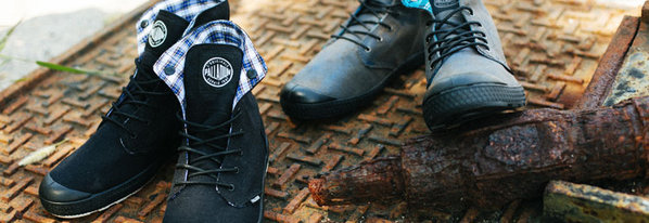 Shop Palladium: New Boots from $45