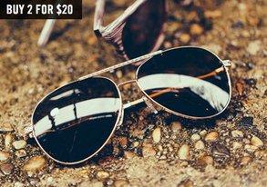 Shop AJ Morgan Sunglasses: ALL Under $20