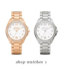 Shop Coach Watches