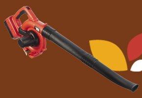 Black & Decker 18-Volt Cordless Sweeper Electric Blower