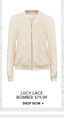Lucy Lace Bomber