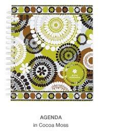 Agenda in Cocoa Moss