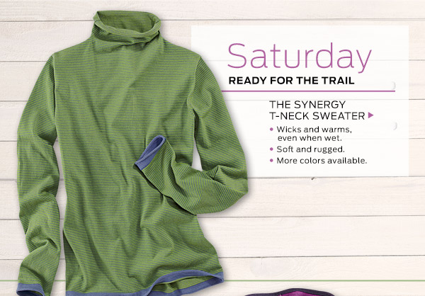 Synergy T-Neck ›