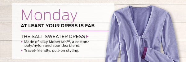 Salt Sweater Dress ›