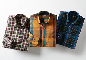 Kenneth Gordon: Sportshirts for Fall