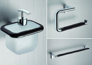 Sleek Bathroom Accessories