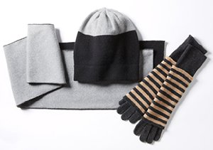 Portolano: Scarves, Gloves & Hats