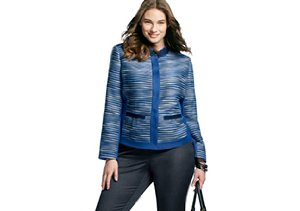 T Tahari: Plus Size Dresses, Jackets & More