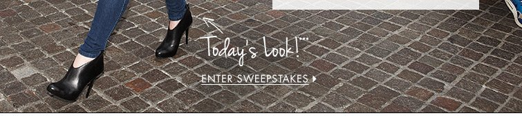 Enter the Sweepstakes