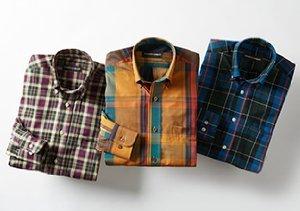 Kenneth Gordon: Sportshirts for Fall